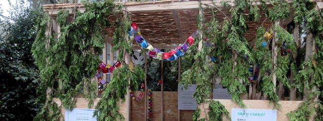 September 2021: The Jewish People Prepare for Sukkot, the 'Season of Our Rejoicing'