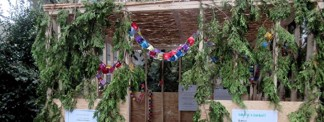 The Jewish People Prepare for Sukkot, the 'Season of Our Rejoicing'