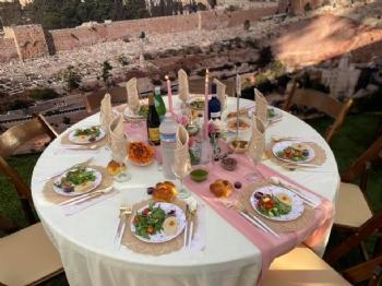 Rosh Hashanah Dinner 21