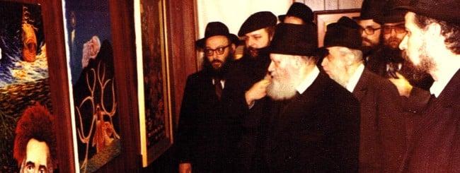 Baruch Nachshon, 82, Pioneering Chassidic Artist