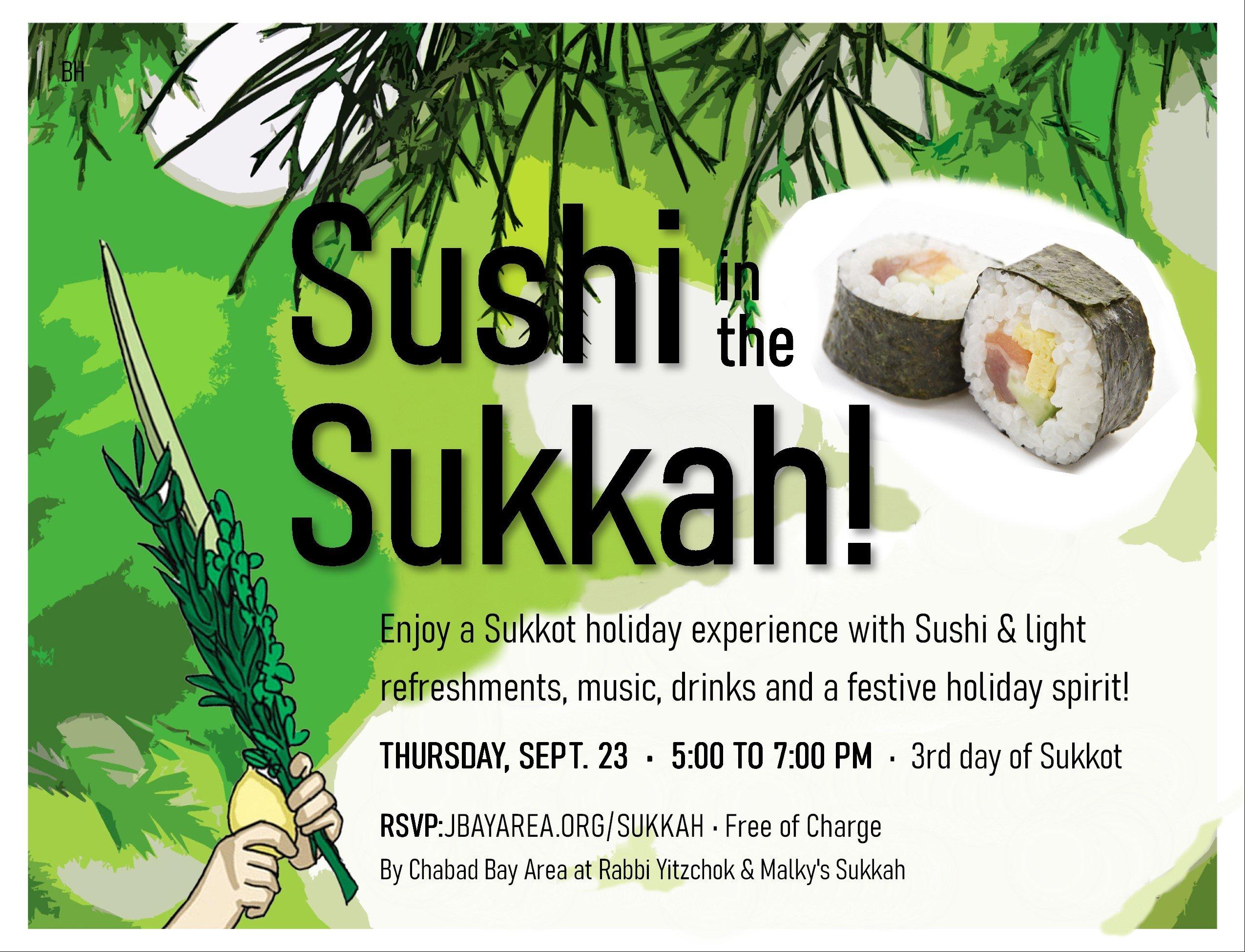 Sushi Sukkah 5782.jpg