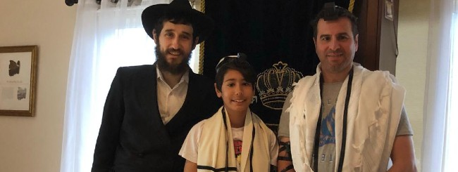 A Double Bar Mitzvah Celebration in Remote Northern Australia