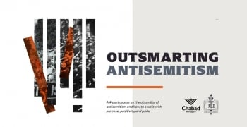 JLI Course - Outsmarting Antisemitism