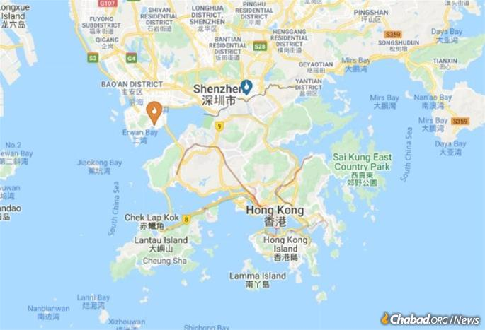 Shenzhen is a bustling, modern metropolis that links Hong Kong to mainland China.