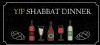 YJP – Hors Devours - Shabbat Dinner