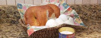 Why Are Mourners Served Bagels and Eggs?