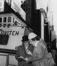 """Les """"Mitsva mobiles"""" dans les rues de New York"""