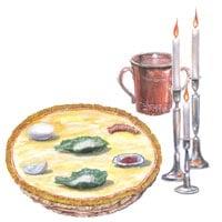 Seder At Home