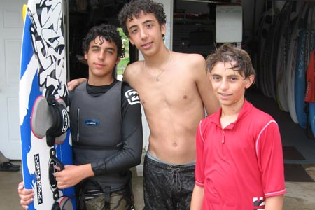 For campers at the Chabad-Lubavitch Camp Gan Israel on South Padre Island, learning about Judaism during sixteen action-packed days on the island was even more meaningful than the bountiful water sports. The camp welcomed kids from across the dry expanse of Texas.