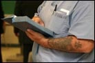 Taking Torah to the Cell Block