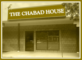 The New Chabad House!!