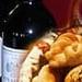 Vino, Pan y Alimentos Cocidos
