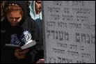 Students Find Meaning During Visit to Rebbe's Resting Place