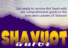 Shavuot Guide