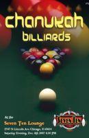 Chanukah Billiards