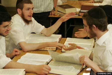 התלמוד תופס את החלק המרכזי של מערכת הלימודים בכל ישיבה (צילום אילוסטרציה)