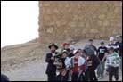 A Masada Mountaintop Bar Mitzvah