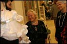 Bringing Purim Joy to Senior Citizens