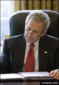 President George W. Bush (Photo: Eric Draper/The White House)