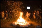 Whether by Bonfire or Boat, Lag B'Omer Greeted With Unity