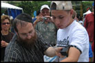 Thousands Express Their Judaism in Front of the Capitol