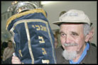Smolensk Residents Welcome Torah Scroll With Dancing