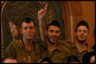 Israeli Infantry Unit Celebrates Bar Mitzvah of One of Their Own