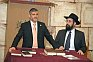 Visita del Viceprimer Ministro de Israel Sr.Eli Yishai