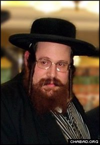 Rabbi Aryeh Leibish Teitelbaum, 37, was one of six victims retrieved from Mumbai's Chabad House.