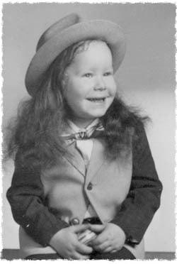 YY Kazen before the age of three