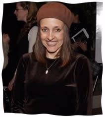 """Robin Garbose at the premier of """"A Light For Greytowers"""""""