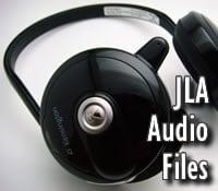 JLA Audio Files