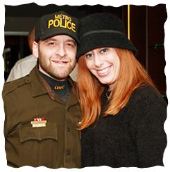 Mr. & Mrs. Steve Riback