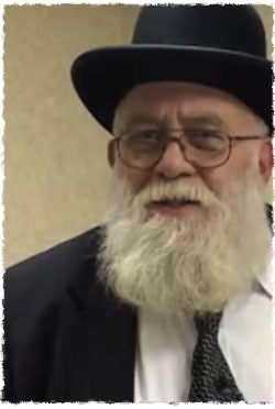 Rabbi Noach Weinberg of blessed memory