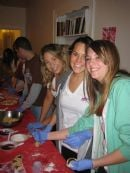 Loaves of Love with AEPHI @ TX Special Purim Edition: HAMANTASHEN!