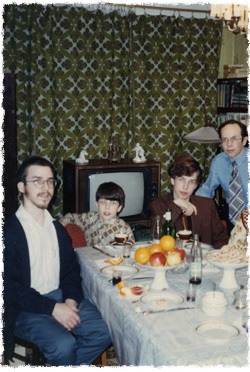 Elkanah Shmotkin, one of the rabbinical students, makes a home visit to a Jewish family in S. Petersburg.
