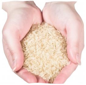 Simple Microwave Long Grain Rice Side