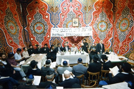 Photo credit: The Library of Agudas Chasidei Chabad, the Chabad Lubavitch central library