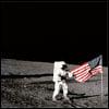 Garder l'équilibre en marchant sur la Lune