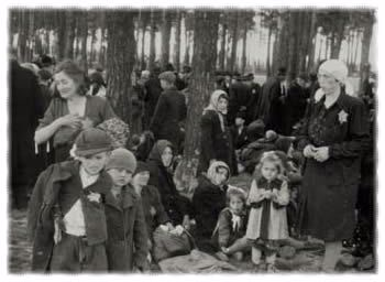 The poem, The Good Name, was inspired by this photograph on the Yad Vashem website.