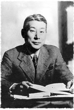 Chiune Sugihara issued transit visas to Japan, saving thousands of Jews, before he was forced to resign his post as the Japanese vice-consul in Lithuania.