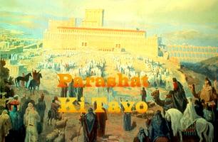 Torah Portion: Ki Tavô