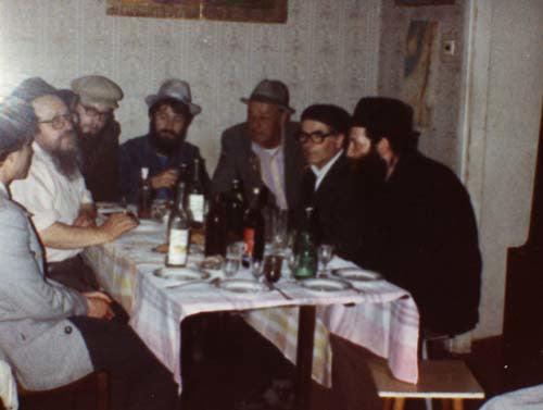 A Chabad emissary brings Judaism to the Jewish underground in communist Russia