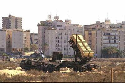 The Israeli army prepares for the worst; at the end no major casualties befell Israel during the Gulf War