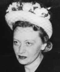 Rebbetzin Chaya Mushka Schneerson, OBM, the Rebbe's wife