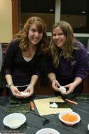 Girls Nite Out: Sushi Making '09