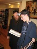 Hebrew School Graduation 2011