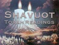 Torah Portion: Shavuot