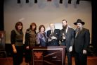 Comedian, Crowd Celebrate Jewish Center's Decade of Service