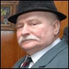 Lech Walesa and the Rebbe's Dollar